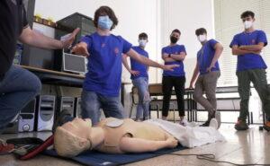 Terni, studenti coinvolti in progetto per salvare persone colte da infarto. Si parte dall'istituto tecnico